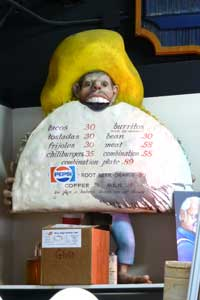 Taco Man Fiberglass